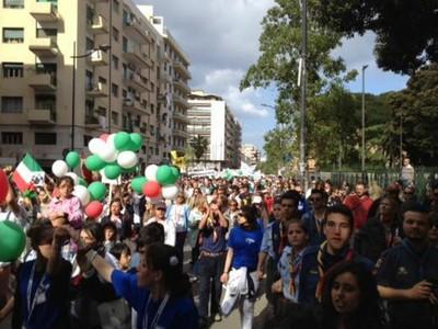 23_05_2013 nave legalità Palermo corteo