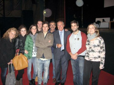 Cps Bg con Pietro Grasso procuratore nazionale antimafia 29-10-2012