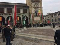 4 novembre 2017-La manifestazione per l'Unità d'Italia e le Forze Armate
