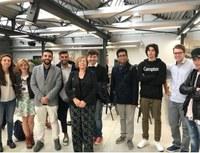30 settembre 2017-La CPS di Bergamo all'inaugurazione  dell'anno scolastico 2017/2018