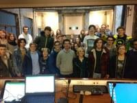 7 novembre 2017-LA CONSULTA STUDENTESCA BERGAMASCA SI TINGE DI ROSA